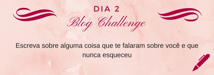 Diário Blog Challenge